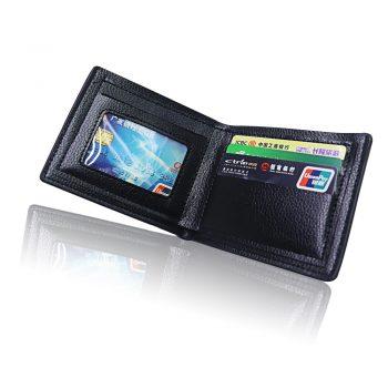 لوازم لوکس چری - کیف جیبی چرمی مناسب پول و مدارک ماشین
