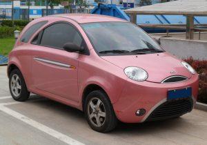 شرکت اتومبیل سازی چری - خودروی کیوکیو می Chery QQme