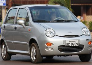 مدیران خودرو - چری کیوکیو ۳ (Chery QQ3) یا همان ام وی ام ۱۱۰ (MVM110)